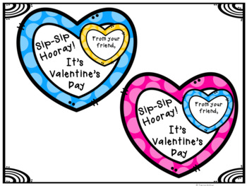 Valentine's Day Children's Craft FREEBIE
