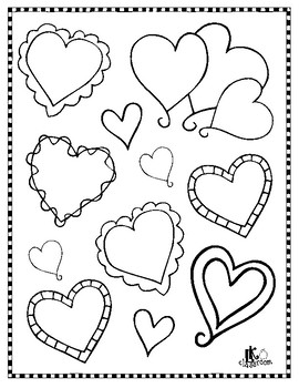 Valentine's Day Classroom Activity Pack