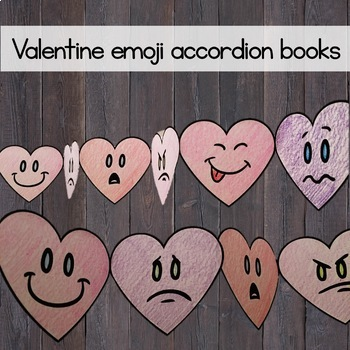 Valentine's Day Classroom Guidance Lesson - Feelings - School Counseling