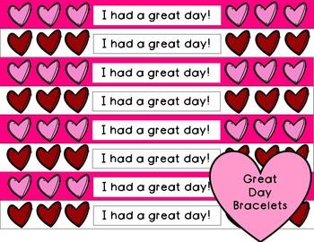 Valentine's Day Classroom Management Bundle