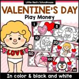 Valentine's Day Classroom Money
