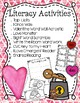Valentine's Day Classroom Notes and Activities