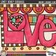 "Valentine's Day Clip Art 2: ""Lovey-Dovey Doodads"""