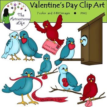 Valentine's Day Clip Art FREEBIE