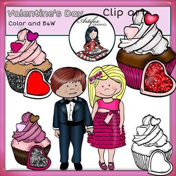 Valentine's Day Clip Art-Free!