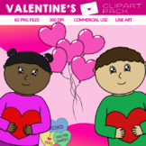 Valentine's Day Clipart Pack
