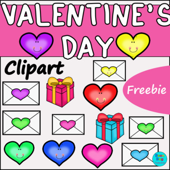 Valentine's Day Clipart for Commercial Use - Simple Graphics