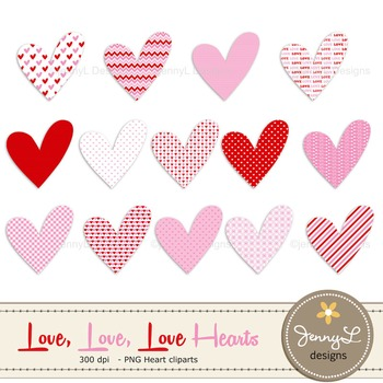 Valentine's Day Cliparts