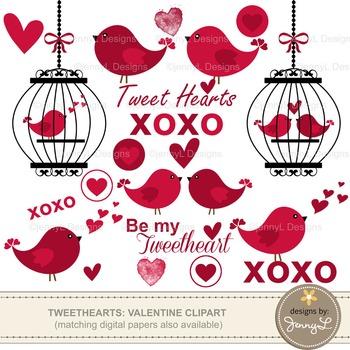 Valentine's Day Cliparts