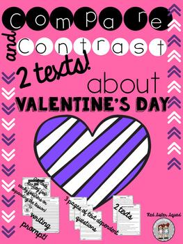 Valentine's Day Close Read!