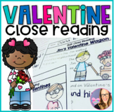 Valentine's Day Close Reading