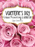 Valentine's Day Close Reading and Writing