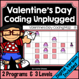 Valentine's Day Coding Unplugged