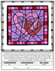 Valentine's Day Color-By-Code, ELA Activities and Art