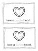 Valentine's Day Color Words Emergent Reader