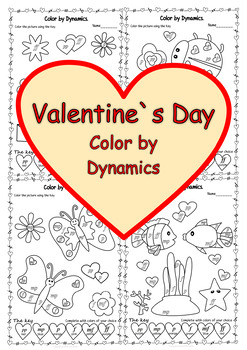 Valentine`s Day Color by Dynamics