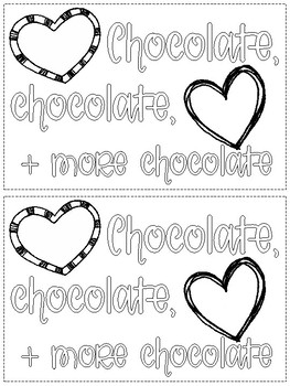 Valentine's Day Coloring Book