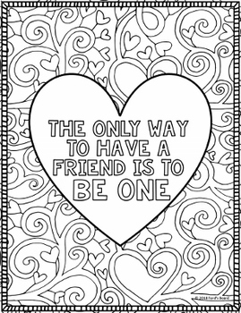 Valentine's Day Coloring Pages | 10 Fun, Creative Designs
