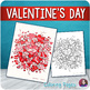 Valentine's Day Coloring Sheets - Doodle