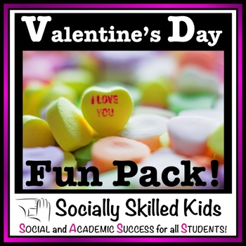 Valentine's Day Fun Pack! {Compliment Cards & Word Search}