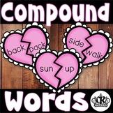 50% OFF! Compound Words Center Activity