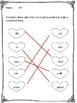 Valentine's Day Compound Word Matching