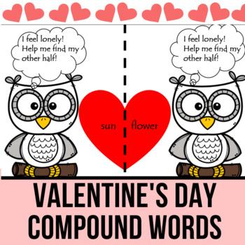 Valentine's Day Compound Words