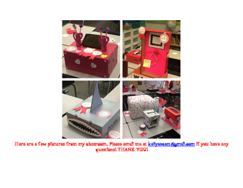 Valentine's Day Container Challenge