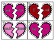Valentine's Day Contraction Activity Set: Scoot and Match Game