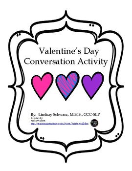 Valentine's Day Conversation Activity