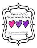 Valentine's Day Conversation Activity
