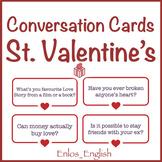 Valentine's Day Conversation Cards
