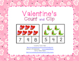 Valentine's Day Count 1-10