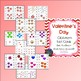 """Valentine's Day """"Count and Clip"""" Cards"""