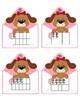 Valentine's Day Counting Center 1-20 Ten Frames File Folder Game Math Center