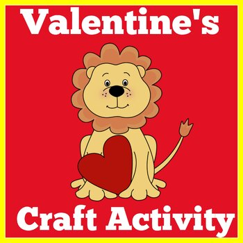 FREE Valentine's Day Craft Activity