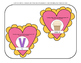 Valentine's Day - Craft Activity for /V/ - Initial Word Position { FREEBIE!!! }