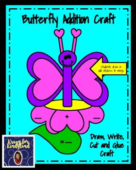 Valentine's Day Craft: Butterfly Addtion