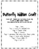 Valentine's Day, Spring Craft: Butterfly Addition