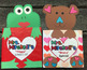Valentine's Day Craft Cereal Box: Bear & Frog FREEBIE