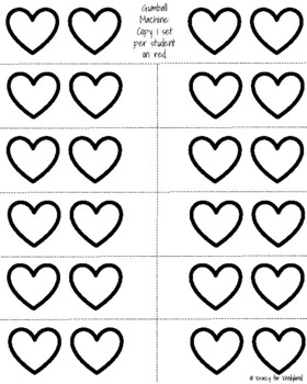 Valentine's Day Craft: Gumball Machine I CHEWS You
