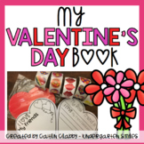 Valentine's Day Craft/ Writing Book