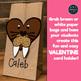 Valentine's Day Craft and Card Holder - WALRUS