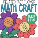 Valentine's Day Related Fact Flower Craft