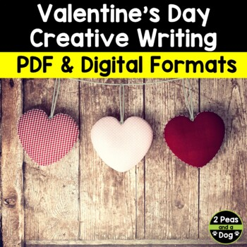 Valentine's Day Creative Writing Assignment