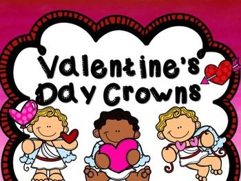 Valentine's Day Crown- Valentine's Day Headbands