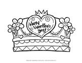 Valentine's Day Crowns