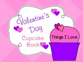 Valentine's Day Cupcake Book