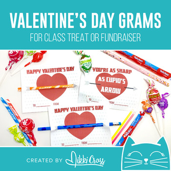 Candy Grams Fundraiser Worksheets Teaching Resources Tpt
