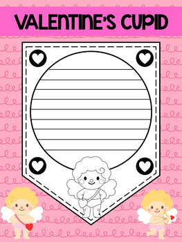 Valentine's Day CupidPapers / Banner / Pennant